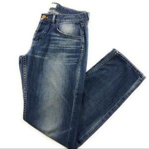 Hudson Jeans Women's Straight Leg Denim Jeans, 32
